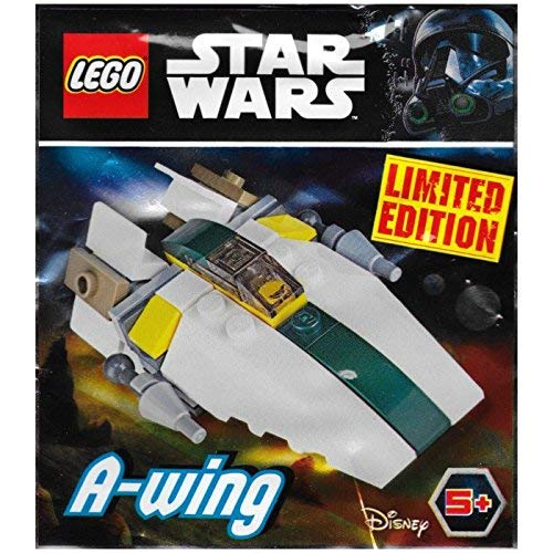 Bekannt Known Mini Lego Star Wars A Wing 9117248with Assembly